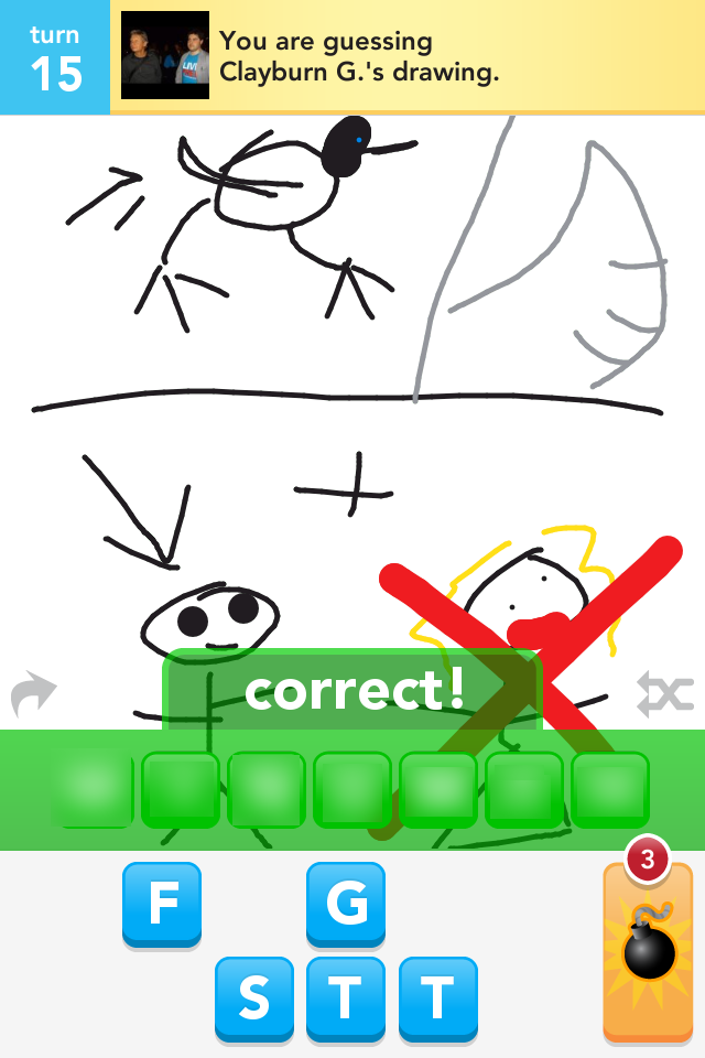 Wingman - Draw Something