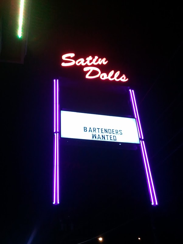 Satin Dolls Strip Club