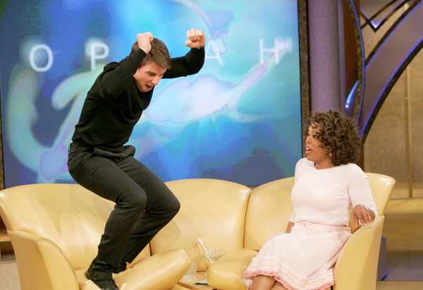 Tom Cruise Oprah Couch
