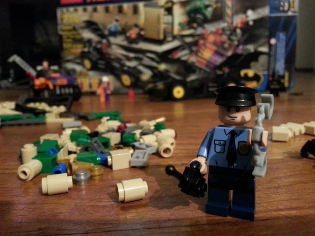 LEGO Police Man