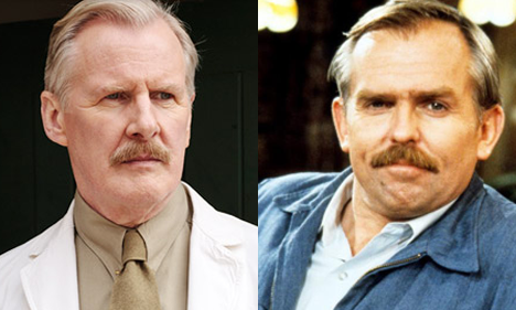 Dr. Clarkson and Cliff Clavin