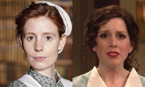 Ethel and Vanessa Bayer