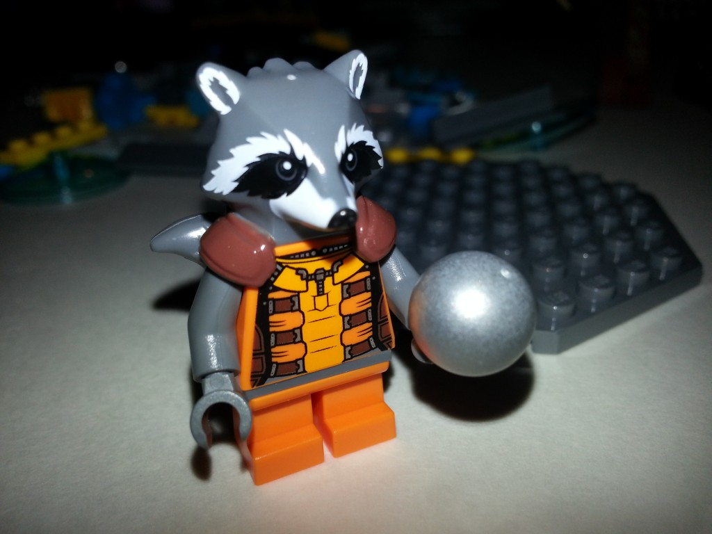 Rocket Racoon Orb