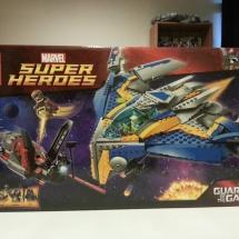 LEGO Milano Spaceship Rescue Box