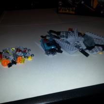 LEGO Milano Spaceship Rescue 28