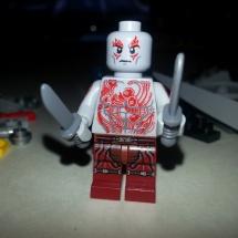 LEGO Drax