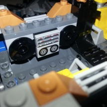 LEGO Guardians of the Galaxy Tape Deck