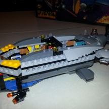 LEGO Milano Spaceship Rescue 32