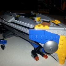 LEGO Milano Spaceship Rescue 35