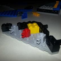 LEGO Milano Spaceship Rescue 40