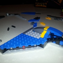 LEGO Milano Spaceship Rescue 41