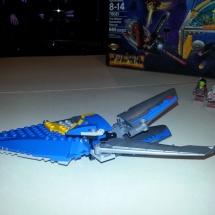 LEGO Milano Spaceship Rescue 43
