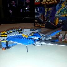 LEGO Milano Spaceship Rescue 44