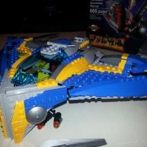 LEGO Milano Spaceship Rescue 62