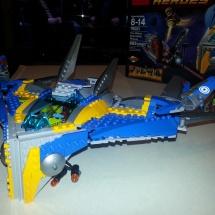 LEGO Milano Spaceship Rescue 63