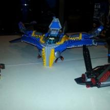 LEGO Milano Spaceship Rescue Complete