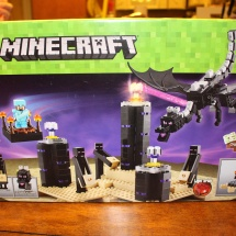 LEGO Ender Dragon Box