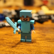LEGO Ender Dragon Steve