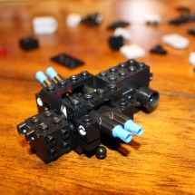 LEGO Ender Dragon 12