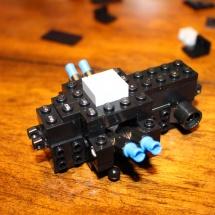LEGO Ender Dragon 14