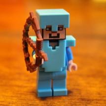 LEGO Ender Dragon 4