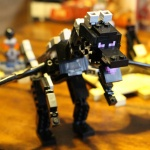 LEGO Minecraft: Ender Dragon
