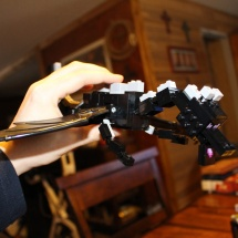 LEGO Ender Dragon Flying