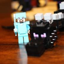 LEGO Ender Dragon Triumph
