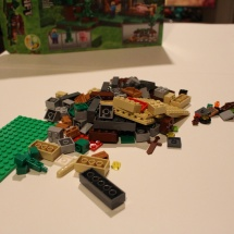 LEGO Minecraft: The First Night 2