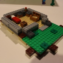 LEGO Minecraft: The First Night 9