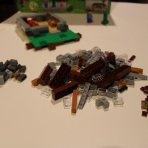 LEGO Minecraft: The First Night 10