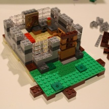 LEGO Minecraft: The First Night 12