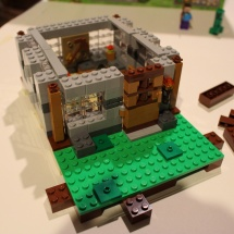 LEGO Minecraft: The First Night 13