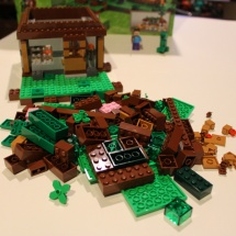 LEGO Minecraft: The First Night 14