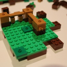 LEGO Minecraft: The First Night 19