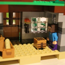 LEGO Minecraft: The First Night 24