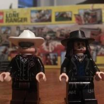 LEGO Good vs Bad