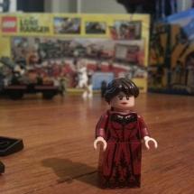 LEGO Rebecca Reid