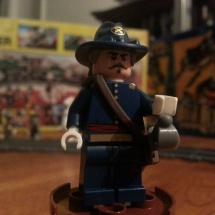 LEGO Captain Fuller
