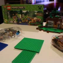 LEGO Minecraft: The Farm 1
