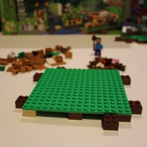 LEGO Minecraft: The Farm 4