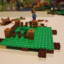LEGO Minecraft: The Farm 6