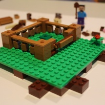 LEGO Minecraft: The Farm 7