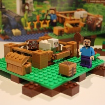 LEGO Minecraft: The Farm 8