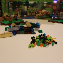 LEGO Minecraft: The Farm 9