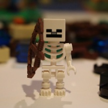 LEGO Minecraft Skeleton Archer