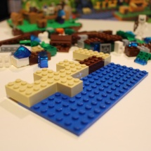 LEGO Minecraft: The Farm 10