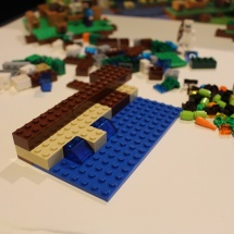 LEGO Minecraft: The Farm 11