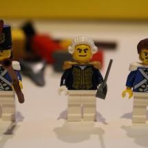 LEGO Bluecoats