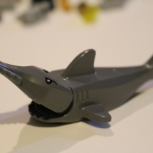 LEGO Sawnose Shark